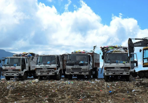 第一種貨物利用運送事業・産業廃棄物収集運搬